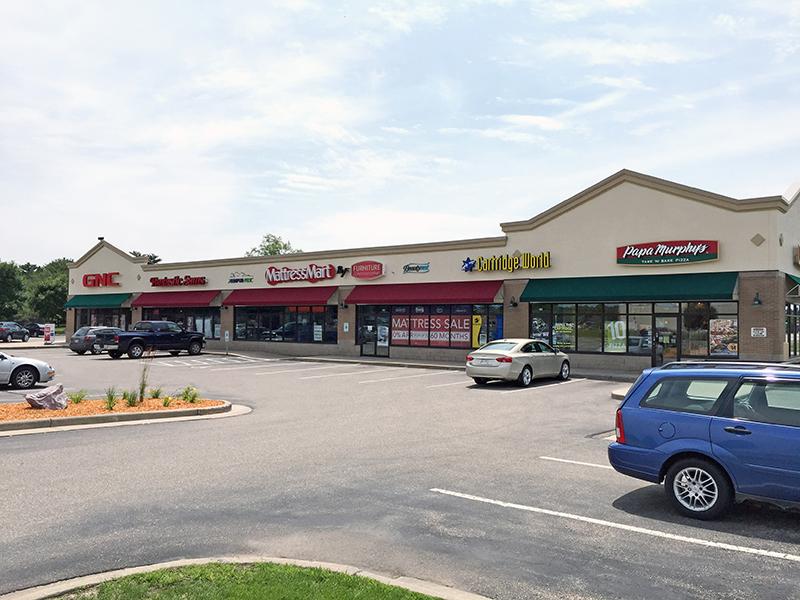 Rapids Plaza Sdc Retail Properties Wisconsin Rapids Wi